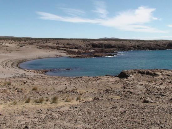 Cabo Dos Bahias: Caleta