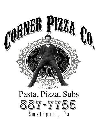 Corner Bistro & Pizza Co: LOGO