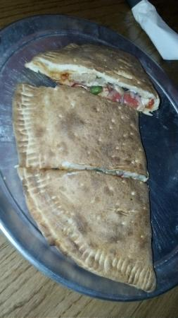 Corner Bistro & Pizza Co: Stromboli