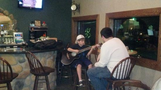 Corner Pizza Company: Acoustic every Thursday night