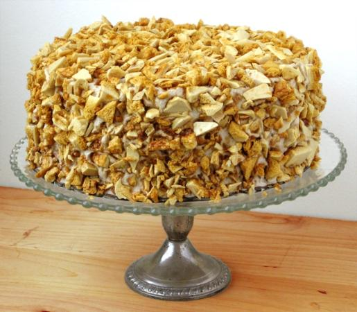No Better Version Of Blum S Coffee Crunch Cake Review