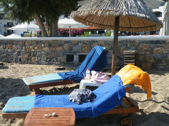 Creta Maris Beach Resort: beatch