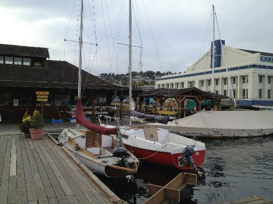 The Center for Wooden Boats: CWB