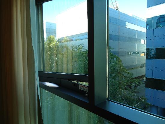 Hotel Julia: вид из окна