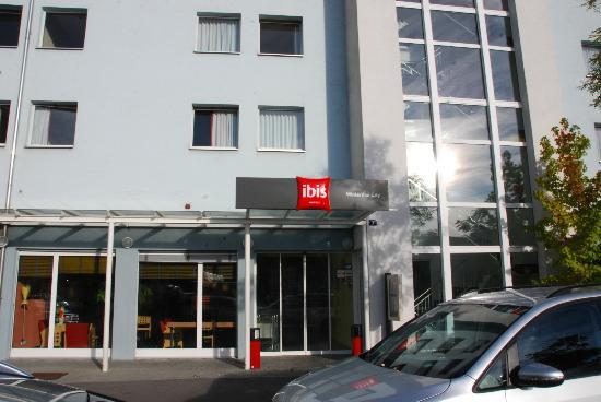 ibis Winterthur City: ibis hotel