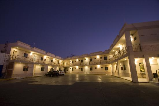 Hacienda Nainari: Vista del Hotel