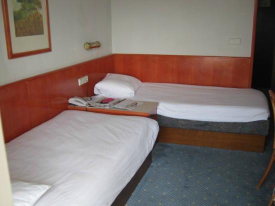 Hotel Astarea: Sleeping arrangements