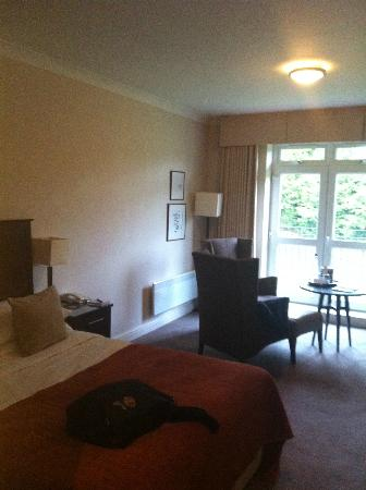 Macdonald Hill Valley Hotel, Golf & Spa: nice room