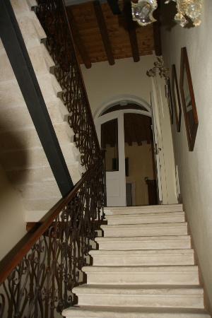 Villa Bongiovanni: Upstairs