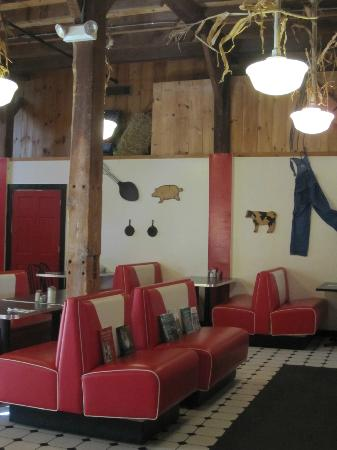 Quechee Diner : Before the name change