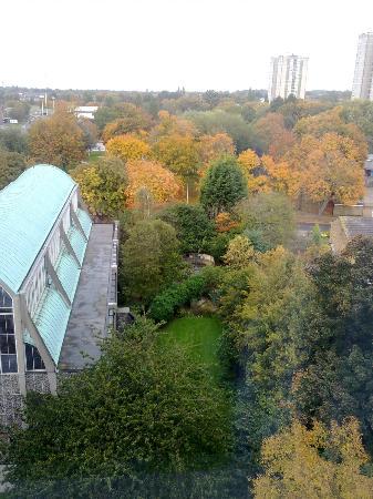 Holiday Inn Stevenage: HI Stevenage - View from room