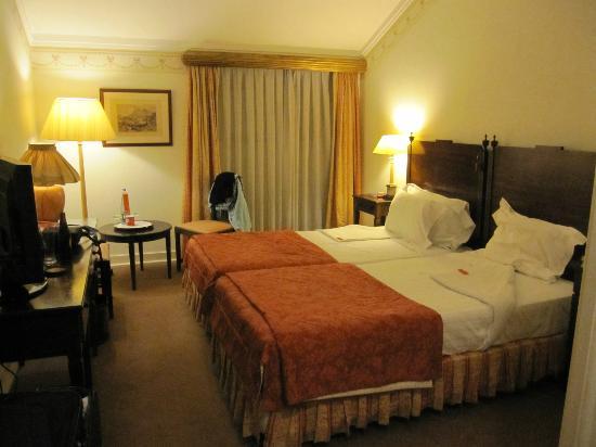 Pousada de Queluz Palace Hotel: our room