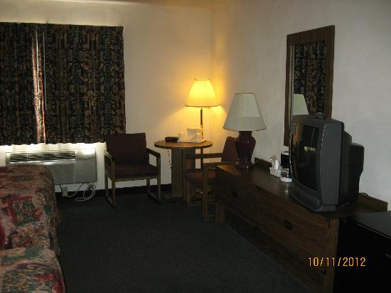 Econo Lodge & Suites Greenville: clean room
