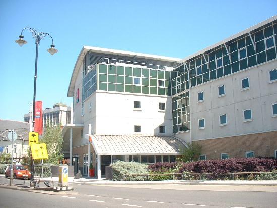 Ibis Cardiff: Ibis hotel Cardiff