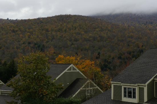 Topnotch Resort: Leaf Peeping