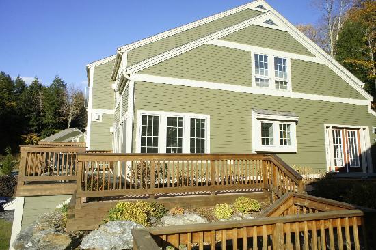 Topnotch Resort: Villa from outside