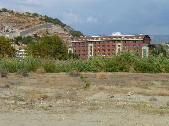Bera Hotel Alanya: Hotelfront