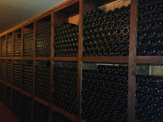 Gainey Vineyard: wine tasting room