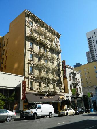 Hotel Rex, a Joie de Vivre hotel: Hôtel Rex