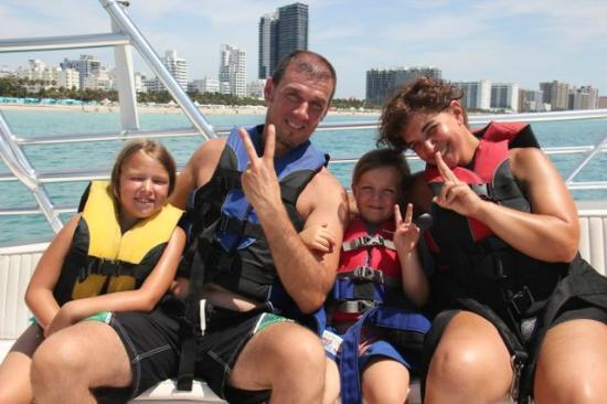 South Beach Parasail: Parasail 2012