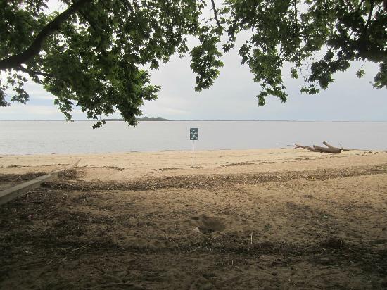 Carmelo, Uruguay: Playa Sere