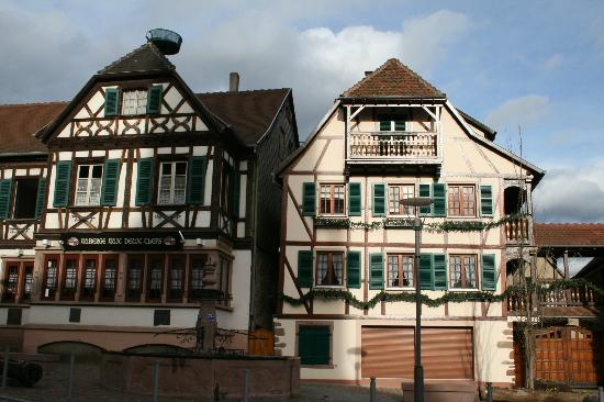 Photo of Hotel Aux Deux Clefs Kientzheim