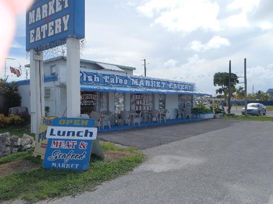 Fish Tales Market & Eatery: Fish Tales Market Eatery