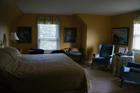 Silken Dreams Bed and Breakfast : Ocean Room