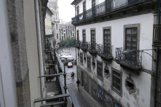 Hotel Internacional: view from our room