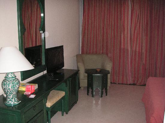 فندق فوليوبيلس: Chambre