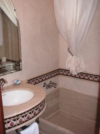 Zahrat al Jabal: Salle de bains