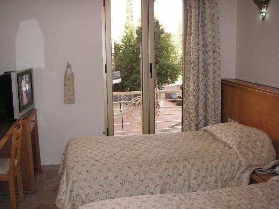 Zahrat al Jabal: Chambre