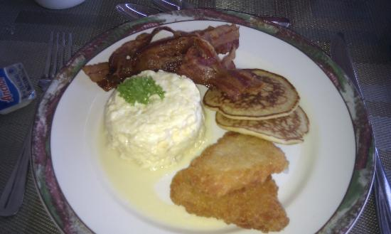 Sugar Cane Club Hotel & Spa: breakfast
