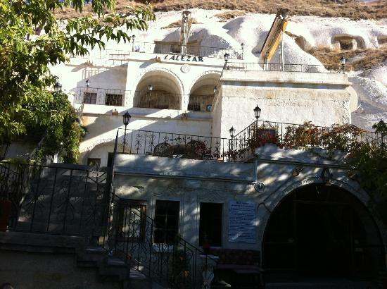 Lalezar Cave Hotel: hotel Lalezar
