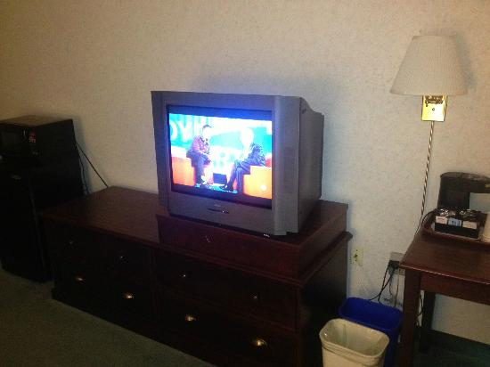 Quality Inn & Suites Downtown: Tele