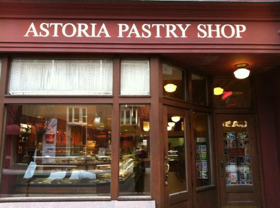 Astoria Pastry Shop is a European bakery located in Belleair Florida, which offers a baking staff with over 60 years experience of making handmade, simply delicious. OVER 60 YEARS EXPERIENCE MAKING HOMEMADE PASTRIES.
