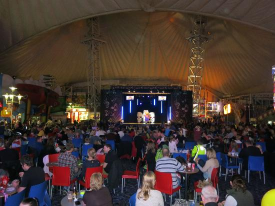 Main Area In Pavillion Picture Of Butlin S Skegness