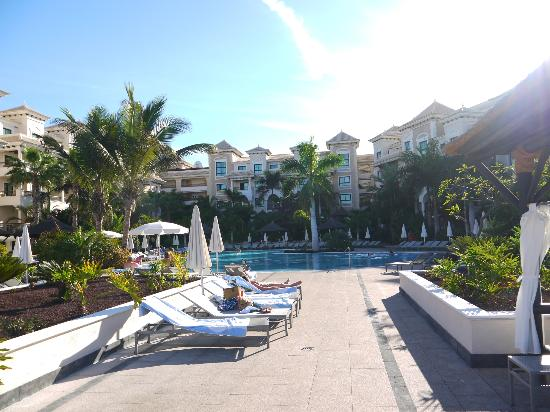Gran Melia Palacio de Isora Resort & Spa: Family Pool