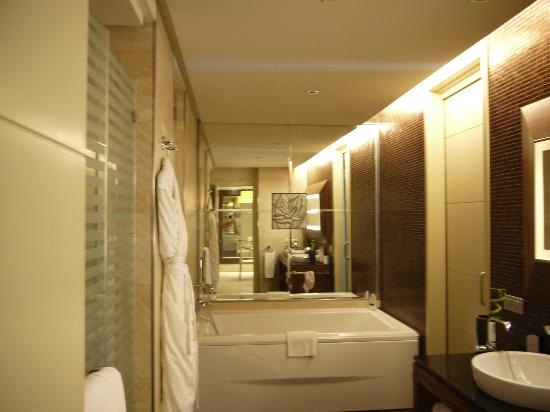 Gran Melia Palacio de Isora Resort & Spa: Bathroom