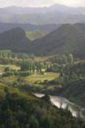 Whanganui National Park : The Whanganui River Valley