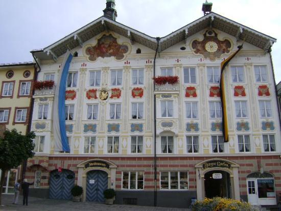 Hoteles en Bad Toelz
