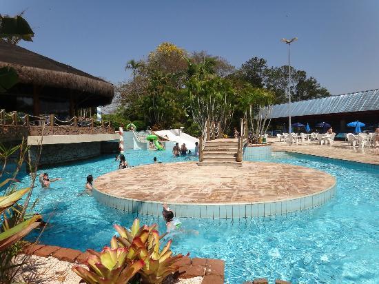 Hotel Estancia Barra Bonita: Piscina