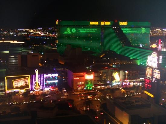 Monte Carlo Resort & Casino: room view