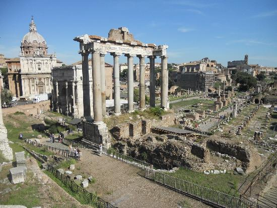 Gioia Private Tours & Trips: Roman Forums