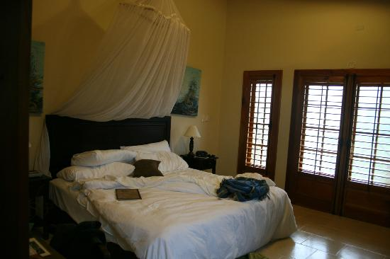 Falls Resort at Manuel Antonio: Very nice shutters and doors