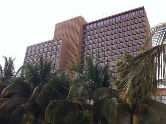 LAICO l'Amitie Hotel: Hotel Laico l'Amitie Bamako (edificio)
