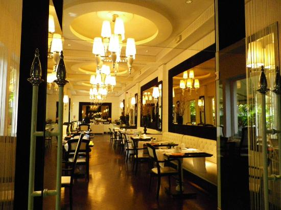 Sheraton Diana Majestic Hotel: restaurant