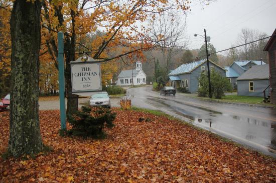 Chipman Inn: Route 125 VT, Ripton 