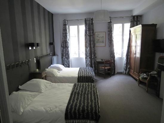 Hotel Mirabeau: Chambre