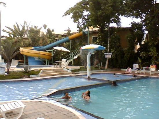 Resort Pau Brasil Praia: piscinas